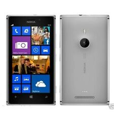 Nokia Lumia 925 Windows Phone 8 OS 4G LTE 16GB 4.5in. Smartphone Grey Unlocked