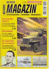 """Weltkrieg """"Magazin"""" Nr. 021 ***Zustand 1-***"""