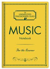 Music Pocket Notebook