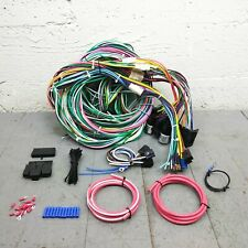 1962 - 1984 Porsche Wire Harness Upgrade Kit fits painless compact circuit fuse
