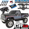 Team Associated 1/12 CR12 Ford F-150 Pick-Up 4WD Brushed RTR, BLACK, ASC40001