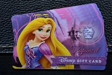 NEW 2016 Disney Gift Card A Royal Debut Rapunzel Design Celebrates Tangled WDW