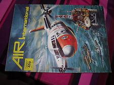 Air International Decembre 1976 Monocoupe 90 AL Handley Page Victor K2 Fieseler