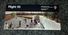 Flight 93 Brochure 9/11 Memorial PA September 11, 2001 World Trade Center attack