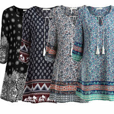 Unbranded Rayon Hand-wash Only Floral Clothing for Women