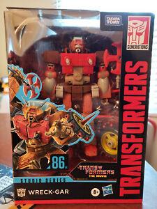 Transformers Studio Series 86-09 Wreck-Gar Voyager Class - In STOCK