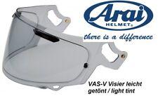 CASCO Arai rx7-v QV-Pro Chaser-X VISIERA facilmente tinteggiato Vas-V-ic Max Vision TINTED