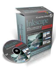Inkscape-Dibujo Profesional y software de ilustración para Windows y Mac OS-X