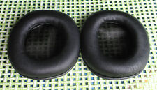 Genuine Leather Replacement Ear Pads Cushion for AUDIO TECHNICA ATH-M50 M30 SX1