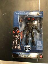 DC Multiverse Aquaman Black Manta Action Figure Trench Warrior BUILD A FIGURE