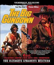 The Big Gundown (2 Blu-ray + DVD + CD) Slipcase Lee Van Cleef Spaghetti Western