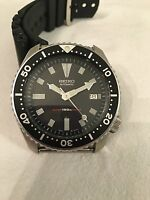 SEIKO 7002 7000 A1 081447 AUTOMATIC vintage SCUBA DIVERS 150 mt FIRST GENERATION