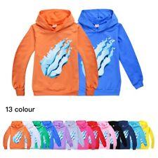 Kids PRESTONPLAYZ Jumper Hoodie Birthday Present Hooded Tracksuit Sweatshirt Top
