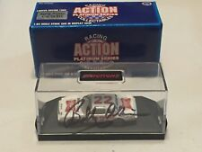 Racing Action Platinum Series Bobby Allison Display Case Signed Limited Edition