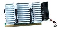 Intel Pentium II 400MHz SLOT1 SL357 + Refroidisseur