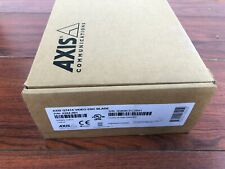 New Axis Q7414 P/N # 0354-001 Video Encoder Blade High-density video surveillan