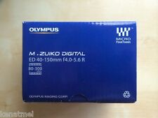 Olympus M. Zuiko 40-150mm F4.0-5.6 R Telephoto Zoom,In stock at Melbourne