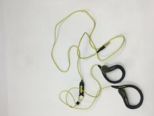 Sennheiser OMX 680i Adidas Sports Headset with Microphone Gray&Yellow For Parts