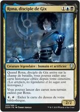 MTG Magic DOM - (x2) Rona, Disciple of Gix/Rona, disciple de Gix, French/VF