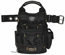 Multiple Pocket Pouch Tool Belt Bag Electrician Durable Heavy Duty Shoulder New