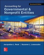 PDF!!!PDF!Accounting for Governmental and Nonprofit Entities!!PDF