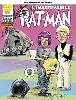 L`INARRIVABILE RAT-MAN! LEO ORTOLANI PANINI COMICS