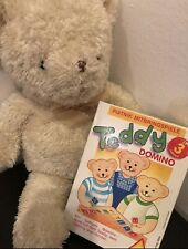 Teddy Domino & Kuschelbär Teddy