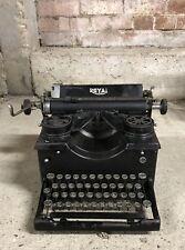 Fabulous Vintage Royal Typewriter
