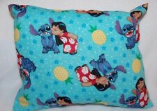 DISNEY HANDMADE MINI LILO AND STITCH TRAVEL / TODDLER   PILLOW @@