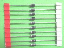 10 x GP10Y Hochspannungsdiode 1600V/1A   General Semiconductor