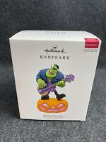 2019 Hallmark Keepsake Monster Mash Collection - Frank on Guitar Ornament - New