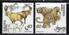 ARMENIA. Endangered Fauna. 1996 Scott 530-531, MNH (BI#46/170806)