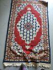 "Antique Tribal Oriental Rug 60"" by 37"" Beautiful Bidjar Azeri High Quality"