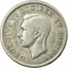 [#672657] Monnaie, Canada, George VI, 25 Cents, 1937, Royal Canadian Mint