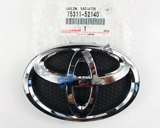 Genuine Front Grille Badge Emblem Fits: Toyota Yaris 2005-2011