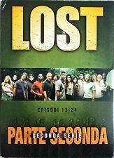 Lost. Seconda serie. Parte 2 (2005) DVD