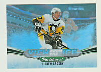 2019-20 UD Parkhurst VIEW FROM THE ICE #V-10 SIDNEY CROSBY Pittsburgh Penguins