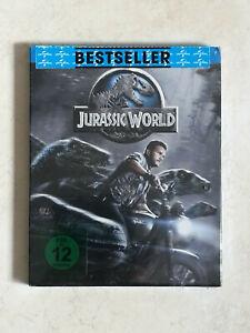 Jurassic World Blu Ray * NEU & OVP