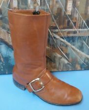 Raleigh Square Mens boots 9 D, Brown