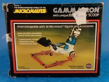 Vintage Toy - MICRONAUTS - GAMMATRON New Unused In Box 1978 Mego Airfix
