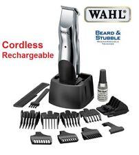 WAHL Beard Stubble Mustache Shaver Trimmer Rechargeable Electric Cordless Mens