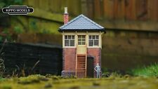 More details for g scale building signal box