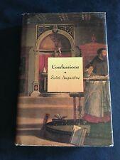Confessions - St. Augustine - Edward Bouverie Pusey - HC/DJ 1996 BOTMC