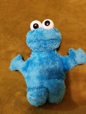 Sesame Street SQUEEZE A SONG COOKIE MONSTER Talking Singing Plush Hasbro 2010