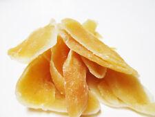 Bulk Natural Dried Mango Slices , 5 lbs-green bulk