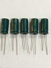 3300UF 6.3V 105C ELECTROLYTIC CAPACITORS PACK OF 5 (STOCK 10V,16V,25V, 35V, 63V)