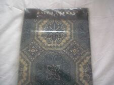 Ralph Lauren Home Cama Doble Funda nórdica sobre apertura fabulosa Cubierta Batik