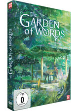 The Garden of Words (Limited Edition) [DVD] NEU