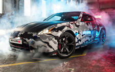 """NISSAN 370Z NISMO FRONT A4 CANVAS PRINT POSTER 11.7""""x7.6"""""""