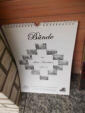 Bünde in alten Ansichten 2011, ein Kalender